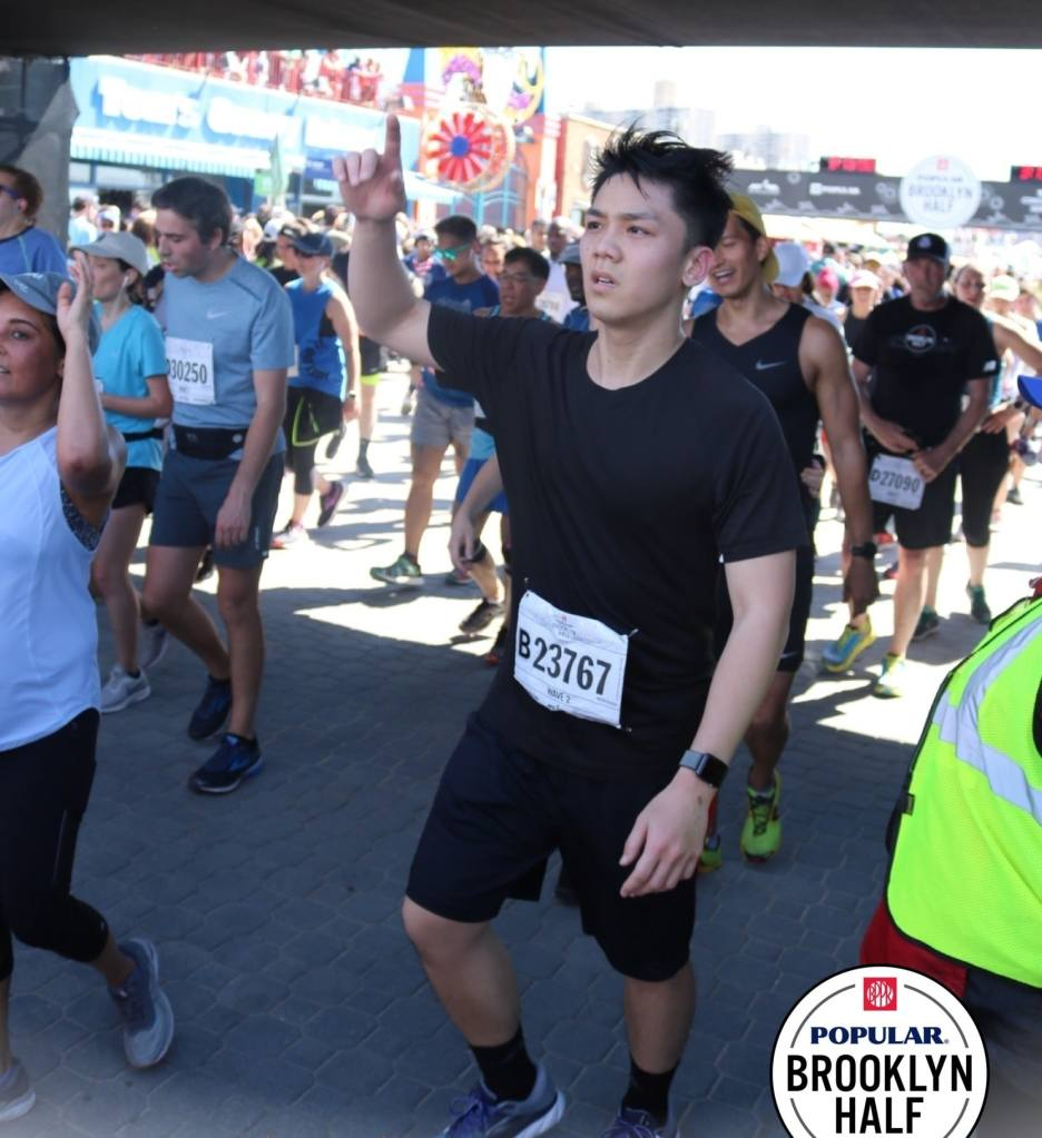Finishing the Brooklyn Half 2019